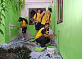 Flickr - Official U.S. Navy Imagery - U.S. and Royal Malaysian Sailors paint the Haruman Kasih Pertubuhan Charity House during a community service project..jpg