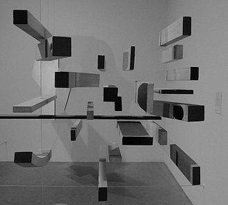 Victor Pasmore - Abstract by Pasmore