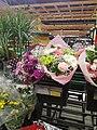Flowers in Egyptian hypermarket.jpg