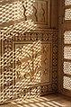 Flowers in Marble, the Taj Mahal, Agra, Uttar Pradesh, India.jpg
