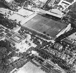 1919 South American Championship - Image: Fluminense laranjeiras 1919
