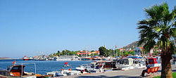 Marina of Foça