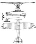 Focke-Wulf S 2 3-view Le Document aéronautique July,1928.png