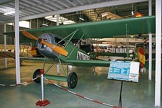 Fokker C.I reconnaissance aircraft