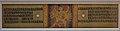 Folio from Ashtasahasrika Prajnaparamita Manuscript - Sanskrit - Ranjani - Varendra Bhumi - Palm Leaf - ca 12th Century CE - Eastern India - ACCN At-72-101-I - Indian Museum - Kolkata 2016-03-06 1762.JPG