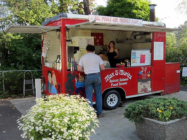 Location Food Truck Evenement