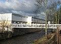 Footbridge over the Gala Water - geograph.org.uk - 717305.jpg
