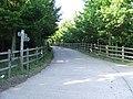Footpath Junction - geograph.org.uk - 1381587.jpg