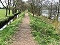 Footpath between Meveril Brook and Combs Reservoir - geograph.org.uk - 1263122.jpg