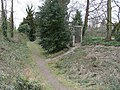 Footpath in the iron age fort ditch, Wandlebury Ring - geograph.org.uk - 718463.jpg