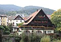 Forbach (Baden), Haus Hauptstraße 2 (Hotel Waldhaus).JPG