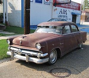 Ford Mainline - 1954 Ford Mainline 4-door sedan