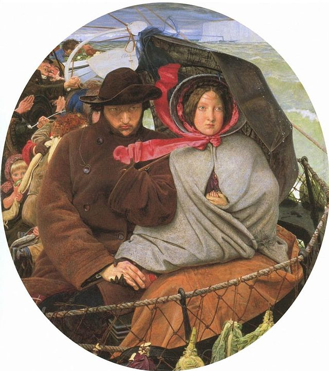 Ford Madox Brown Wikiwand