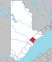 Forestville Quebec location diagram.png