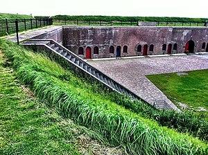 Vereniging Natuurmonumenten - Image: Fort Ellewoutsdijk In 1