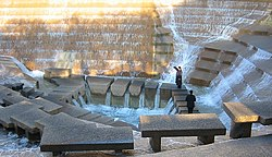 Fort Worth Water Gardens 2003.jpg