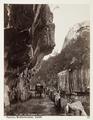 Fotografi av parti av Bratlandsdalen, Suldal, Norge - Hallwylska museet - 105726.tif