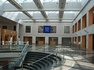 Fuqua School of Business - Fox Student Center