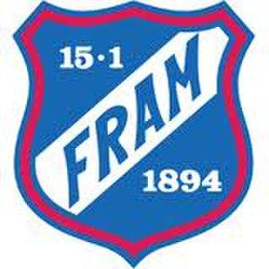 IF Fram Larvik - Image: Fram Larvik logo