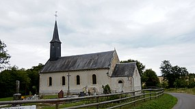 FranceNormandieLeMenilVicomteEglise.jpg