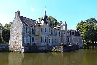 Canton of Aunay-sur-Odon - Parfouru castle in Caumont-sur-Aure