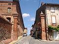 France Haute-Garonne Montesquieu-Lauragais rue principale.jpg