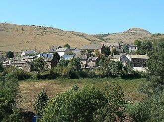 Les Bondons - A general view of Les Bondons