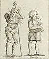 Francisci Ficoronii Reg. Lond. Acad. socii dissertatio de larvis scenicis et figuris comicis antiquorum Romanorum, et ex Italica in Latinam linguam versa (1754) (14595723737).jpg