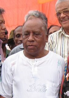 Francisco Xavier do Amaral East Timorese politician