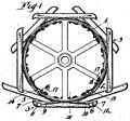 Frank Bottrill 1912 ped-rail patent.jpg