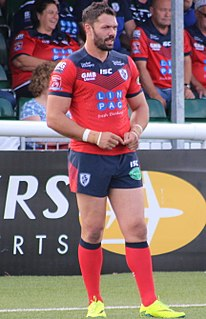 Frankie Mariano British rugby league player