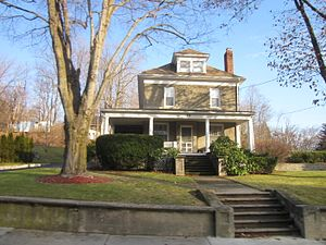Franklin, New Jersey - House in Franklin