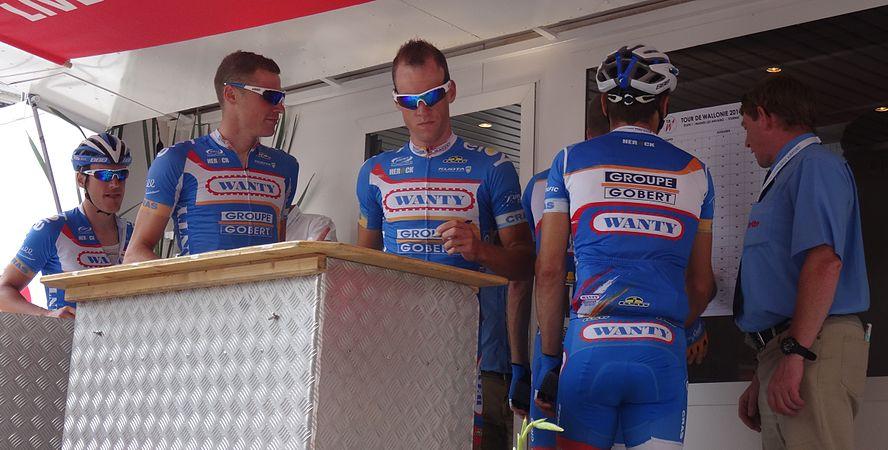 Frasnes-lez-Anvaing - Tour de Wallonie, étape 1, 26 juillet 2014, départ (B075).JPG
