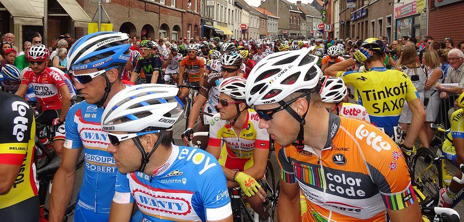 Frasnes-lez-Anvaing - Tour de Wallonie, étape 1, 26 juillet 2014, départ (C37).JPG