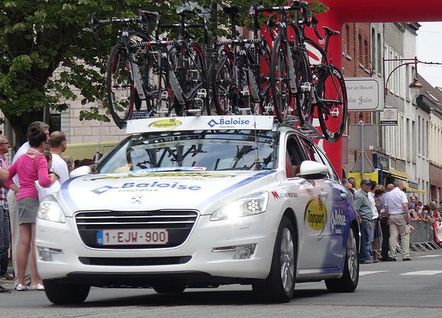 Frasnes-lez-Anvaing - Tour de Wallonie, étape 1, 26 juillet 2014, départ (C49).JPG