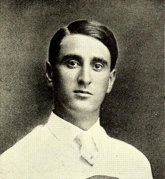 Fred Furman - Furman pictured in Reveille 1908, Mississippi State yearbook