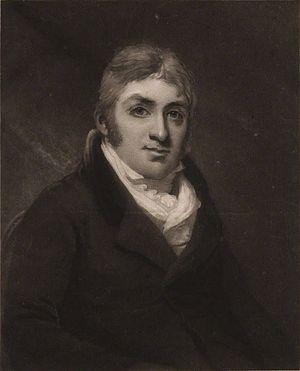 Frederic Reynolds - Portrait of Frederic Reynolds by John Raphael Smith
