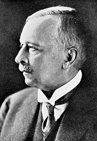 Norwegian parliamentary election, 1909 - Image: Fredrik Stang d.y