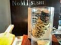 Fresh wasabi at NoMI (32807114512).jpg