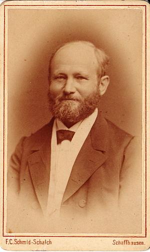 Friedrich Staub - Friedrich Staub