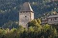 Friesach Petersberg 18 Burgfried NNW-Ansicht 09102020 8290.jpg