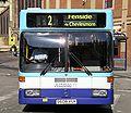 Front of number 2 bus 12u07.JPG