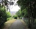 Fußweg von der Langemarckstraße zur Weymarstraße - panoramio.jpg