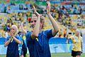 Futebol feminino olímpico- Brasil e Suécia no Maracanã (29033095875).jpg