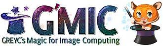 G'MIC - Image: G'MIC Logo
