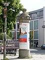 Görlitz Postplatz Litfaßsäule.jpg