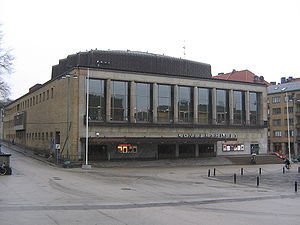 Gothenburg Concert Hall - Gothenburg Concert Hall