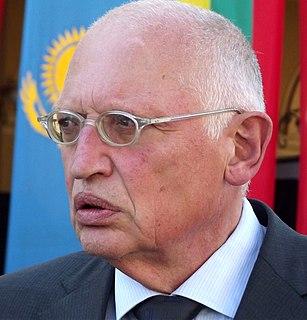 Günter Verheugen German politician