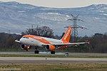G-EZDL Airbus A319-111 A319 - EZY (25936870962).jpg