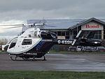 G-KSSH Explorer MD900 Helicopter (23164635824).jpg